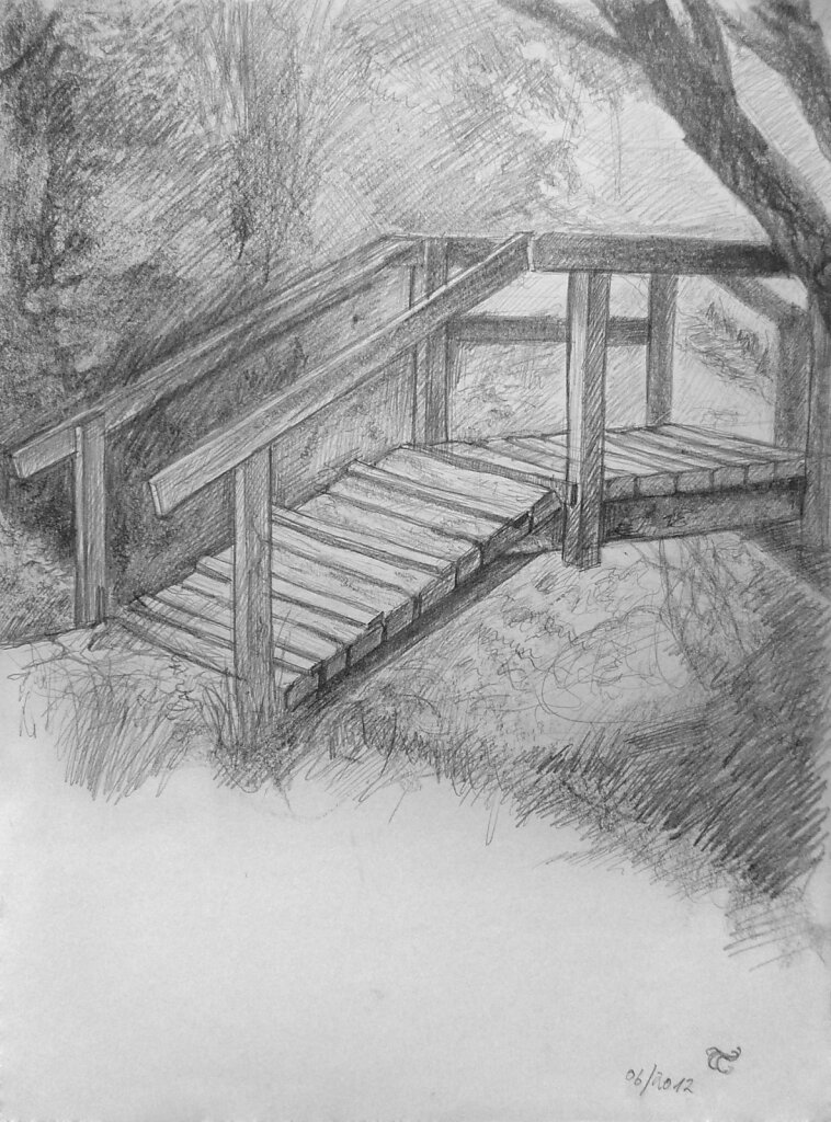 Bridge - Sketch1