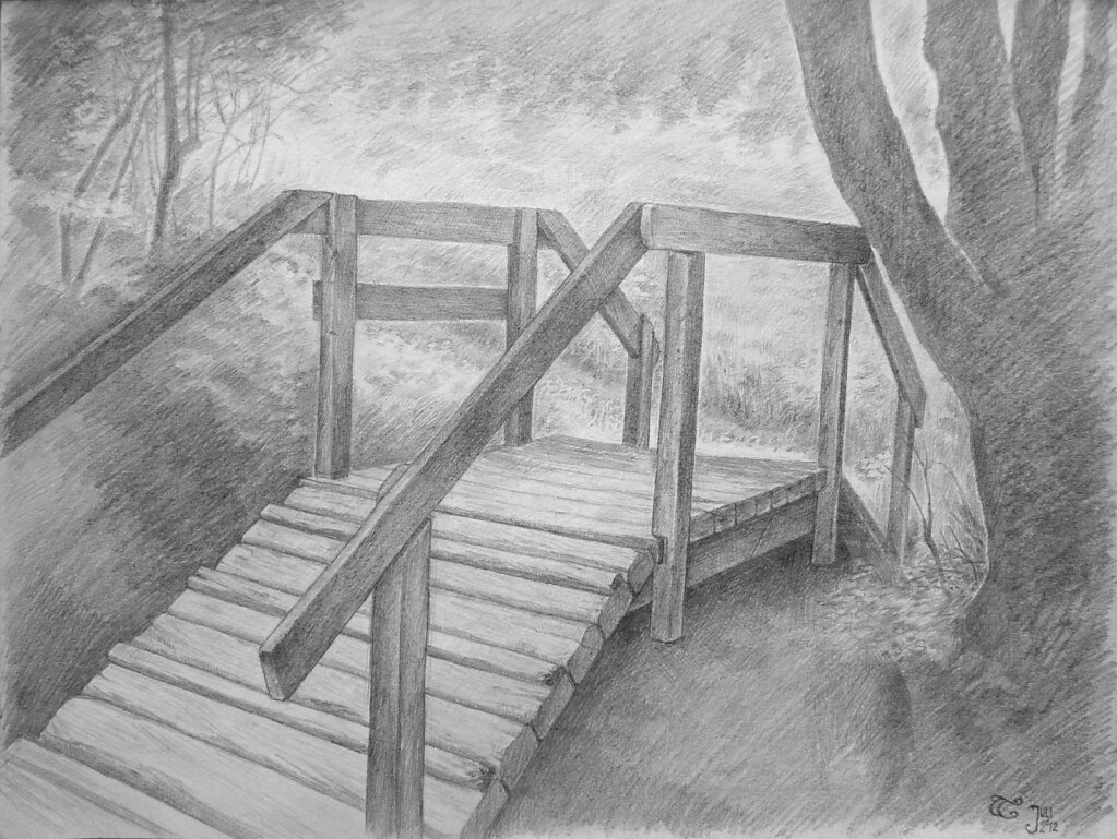 Bridge - Sketch2