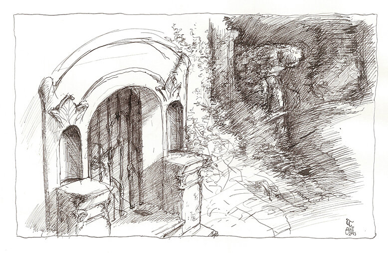 Crypt - Sketch